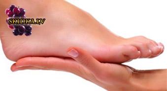 Augļskābju pīlings pēdām Callus Peel - ātra atbrīvošanās no sabiezējušas pēdu ādas un sausām tulznām!-51%