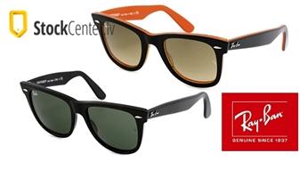 Leģendārā zīmola Ray-Ban Wayfarer saulesbrilles