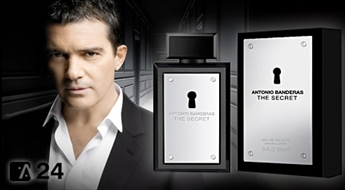 Vīriešu smaržas: Antonio Banderas The Secret (EDT, M, 100ml) -40%