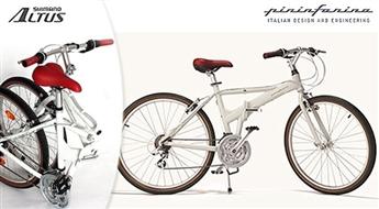 PININFARINA saliekamais velosipēds