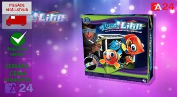Lampiņa-spēle LUMI LITE ar 3D efektu! - 60%