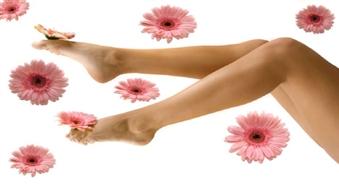 Гладкие ноги всего за 3 лата? Теперь это возможно, ваксинг ног в женском клубе Body sport со скидкой 50%!