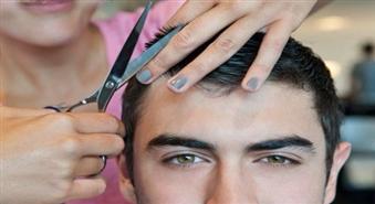 Esi visstilīgākais svētkos!!! Vīriešu frizūra ar 63% atlaidi!