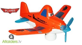 """Rotaļu lidmašīnīte """"Planes"""" ar košām LED gaismiņām un atraktīvām melodijām!"""
