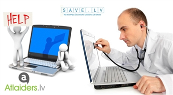 Kvalitāte par sapratīgu cenu! SAVE.LV piedāvā iespēju veikt pilnu datora diagnostiku: Datoru tīrīšana no putekļiem + Termopastas maiņa + Visu detaļu pārbaude + Datorhigiēna par 4.98 EUR!