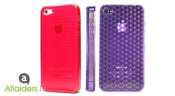 Iphone 5 super plāni silikona maciņi dažādās krāsās – tagad tikai par 4,99 EUR!