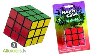 """Jautra laika pavadīšana! Prāta spēle """"Magic Cube"""" – tagad tikai par 2 EUR!"""