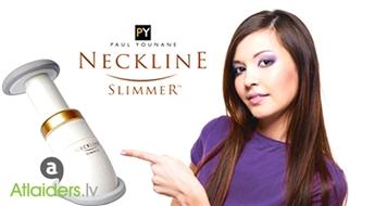 """Trenažieris """"Neckline Slimmer"""" dubultzoda likvidēšanai un efektīvai sejas ovāla uzlabošanai – tikai par 5,99 EUR!"""