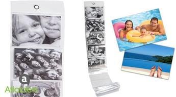 Mūsdienīga fotoalbuma alternatīva! Unikāla lenta fotogrāfijām – tagad tikai par 4,99 EUR!