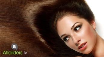 Matu taisnošana un ārstēšana ar Natura Keratin treatment keratīnu! Tikai par 41,99 EUR! Gludi, maigi un mirdzoši mati uz ilgu laiku!