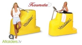 Vakuuma trenažieris VACU STEP® – liposakcijas alternatīva! Jūs būsiet patīkami pārsteigti!