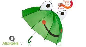 Fantastiski stilīgs bērnu lietussargs (6 veidi)!