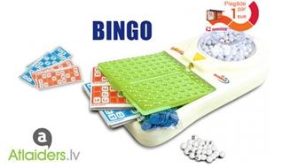 Elektroniska galda spēle BINGO!