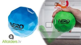 Ideāli piemērota bērniem un pieaugušajiem! Lēkājoša bumba Nero!