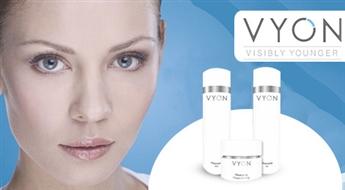 Procedūra ar liftinga efektu sejas ādas attīrīšanai un atjaunošanai salonā Vyon beauty&Wellness Studio, Vecrīgā - 60%