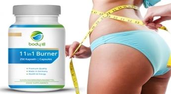 Капсулы Super Slim 11– эффективный способ снизить вес, благодаря 11 признанным элементам состава! -60%