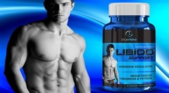 Натуральный афродизиак Libido Support для повышение мужского полового влечения -61%