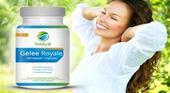 Настоящий эликсир здоровья от пчел! Капсулы пчелиного маточного молочка Royal Jelly -60%