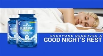 Лучшее средство вместо снотворного! Капсулы Sleep Well для сладких снов -52%