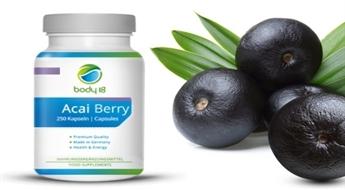 Источник энергии и красоты! Капсулы с ягодами асаи, способствующих стройности и здоровью -60%