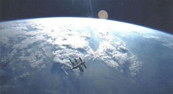 Lidojums kosmosā! Aplido Zemi 16 minūtēs ar atlaidi 90%