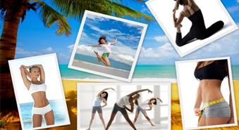 Kļūsti par pludmales karalieni: Solo latino fitness + kardiovingrošana ar 50% atlaidi deju studijā ESTĒTIKA