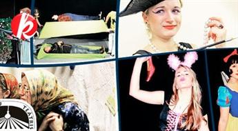 Afiša aprīlim no Dramaturgu teātra. Melnais humors, komēdijas, leģendas, mīlestība un drāmas - būs ko redzēt! -50%