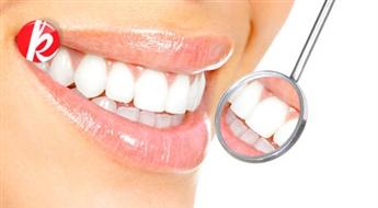 """Эффективное и бережное отбеливание зубов новым гелем для чувствительных зубов без пероксидов в салоне """"Karmen"""". У Тебя будет голивудская улыбка! -50%"""