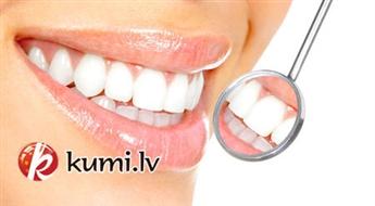 """Эффективное и бережное отбеливание зубов новым гелем для чувствительных зубов без пероксидов в салоне """"Karmen"""". У Тебя будет голивудская улыбка!"""