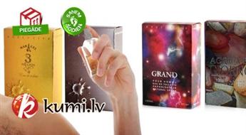 Pazīstamu vīriešu aromātu replikas (100 ml)