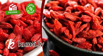Godži ogas (200 g, 500 g vai 1 kg) ir viens no vērtīgākajiem ārstnieciskajiem augiem pasaulē stiprai imunitātei un veselīgai ēdienkartei