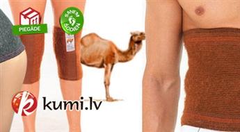 Лечебные пояса разных размеров для тела или для суставов из высококачественной верблюжьей или собачьей шерсти
