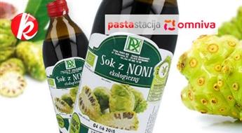 100% BIO NONI sula (500 ml) - veselības avots! -50%