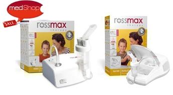 Ингаляторы Rossmax с компрессором для лечения респираторных заболеваний.