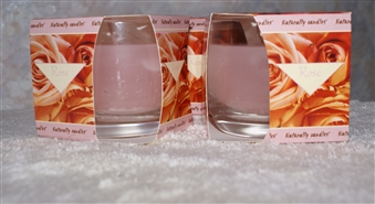 Burvīga aromātiska svece ar rožu aromātu ar 39% atlaidi