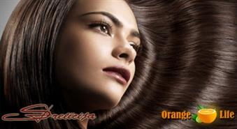 Salons Strecīlija piedāvā: Matu mazgāšanu ar dziļi attīrošu šampūnu + maska + matu griezums ar karstajām šķērēm ar 50% atlaidi, tikai par 12,00 LVL