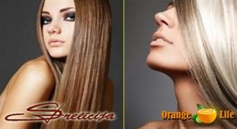 Kauterizācija + matu griezums + veidošana salonā Strecīlija! Bojātu matu atjaunošana ar 50% atlaidi, tikai par 14,99 LVL