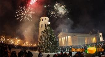 Nosvini Ziemassvētkus aizraujošā braucienā  uz Šauļiem ar Krustu kalna apmeklējumu tikai par 9,90 LVL. Izbraukšana no Rīgas 26. decembrī.