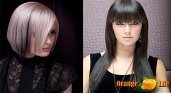Parūpējies par savu skaistumu! Matu krāsošana vienā tonī + matu griezums + veidošana + maska (maskas sastāvā keratīns) salonā ANRI ar 50% atlaidi,  tikai par 17,00 LVL