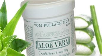 Ārstnieciskais krēms Aloe Vera vom Pullach Hof (500 ml)!