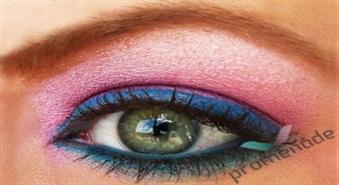 Svētku make-up uzklāšana - īpašs piedāvājums no Stila Studijas vasaras ballīšu laikam ar 50% atlaidi!