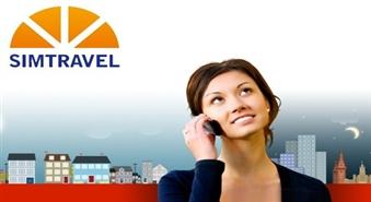 Tūrisma GSM standarta sim-karte SimTravel ar neparastām iespējam par puscenu!