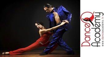 8 Аrgentīnas Tango nodarbības no Dance Academy ar 69% atlaidi!  Piešķir ikdienai vasaras krāsainību!