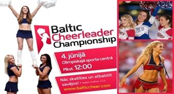 4.jūnijs - II Baltijas Karsējmeiteņu Čempionāta fināls Olimpiskajā Sporta Centrā par 51% lētāk!