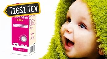 Sīrups Preventan Baby bērnu imūnsistēmai