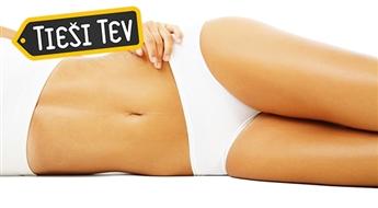 Termoaktīvās ietīšanas procedūra pret celulītu un lieko svaru