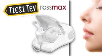 Ингалятор Rossmax NB 80 или NA100 с компрессором для лечения респираторных заболеваний.