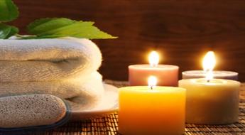 Dekoratīvs un relaksējošs elements vannas istabai