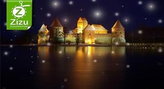 Ziemas brauciens uz Lietuvu ar 50% atlaidi: Traķu noslēpumi, karaīmu kultūras mantojums un vasara akvaparkā!