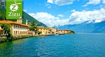 Zelta Itālija: neaizmirstams rudens pie zilā Garda ezera un Venēcijā tikai par 158 Ls